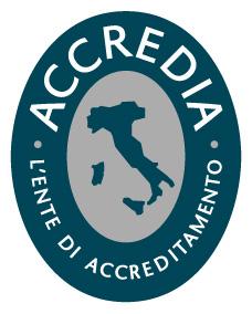 logo certificato accredia
