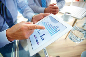 efficentamento energetico, tablet statistiche, analisi consumi